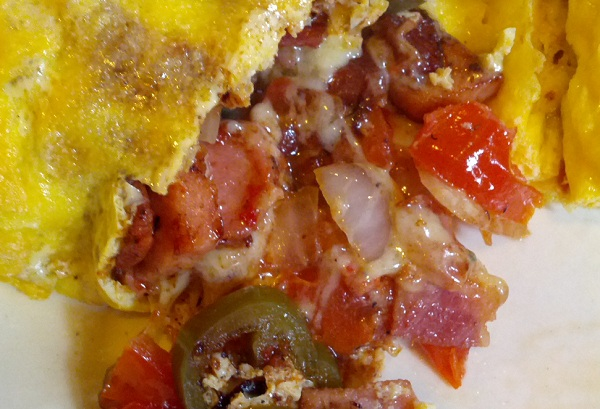 keto breakfast omelet recipe